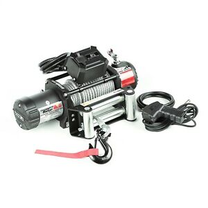 Winch 12500 Lbs Cable Waterproof