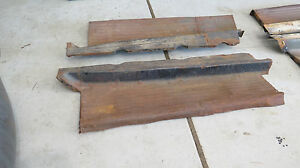 1938 1939 Ford One Ton Express Pickup Tonner Long Running Boards