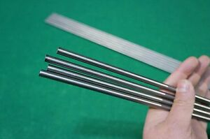 7mm Dia Titanium 6al 4v Round Bar 275 X 40 Ti Grade 5 Rod Solid Metal 10pcs