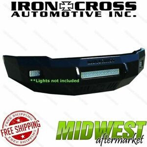 Iron Cross Low Profile Front Bumper Fits 2010 2017 Dodge Ram 2500 3500