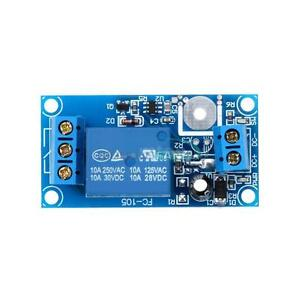 12v 1 Channel Capacitive And Self locking Touch Switch Relay Module