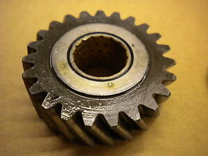 1981 83 Chevy Luv Isuzu Pup Diesel Transmission Reverse Idle Gear With Bushing