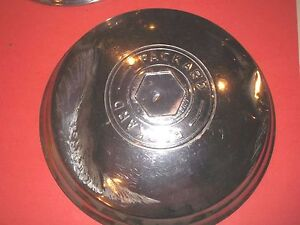 Packard Used Wheel Cover Hubcap 1940 1950