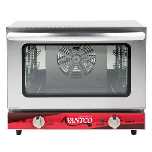Quarter Size Countertop Convection Oven 0 8 Cu Ft 120v