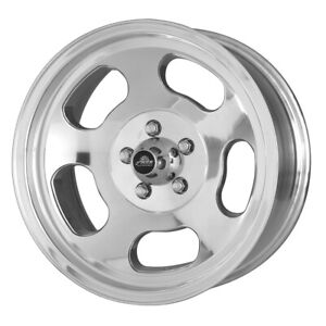American Racing Vna69 Ansen Sprint Rim 15x7 5x4 75 Offset 0 Polished Qty Of 1