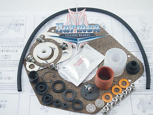Volvo P 1800 6 64 8 68 Girling Mkii A Brake Servo Repair Kit