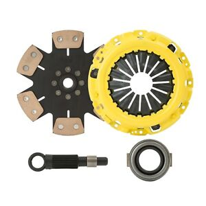 Clutchxperts Stage 4 Race Clutch Kit Fits 85 3 88 Mitsubishi Mirage 1 6l Turbo