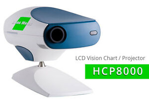 Digital Auto Chart Projector Hans Heiss Hhcp8000l led Made In Korea