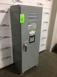 Used 400 Amp Asco Nats Non automatic Transfer Switch 480 Volt J04ntsa30400n50f