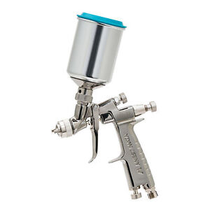 Anest Iwata Lph80 122g Hvlp Mini Gravity Feed Gun With 150ml Cup