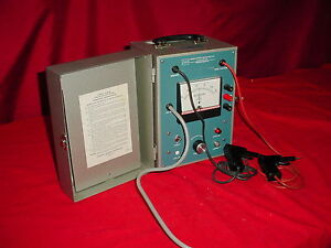 Ar Associated Research 4013 Squawker Hypot Junior Dielectric Strength Test 2 5kv