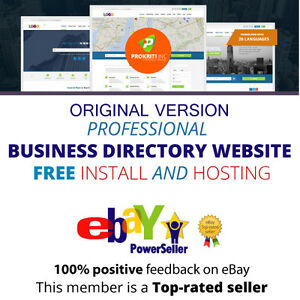 Original Directory Website earn Recurring Passive Income free Hosting install