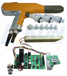 Aftermarket Replacement Shell Of Manual Powder Coating Spray Gun hv Cascade pcb