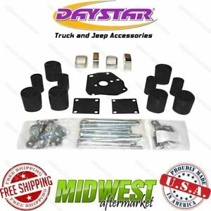 Daystar 3 X 3 Front Rear Body Lift Kit Fits 1990 1995 Toyota 4runner 4wd