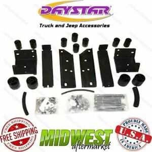 Daystar 3 X 3 Front Rear Body Lift Kit Fits 2005 2015 Toyota Tacoma