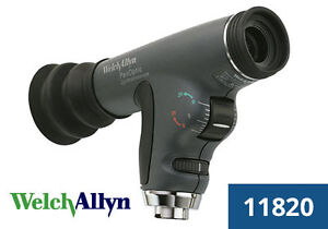 Panoptic 3 5 V Halogen Hpx Ophthalmoscope With Slit Aperture Red free 11820
