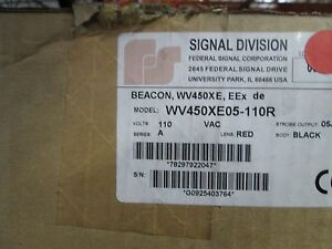 Wv450xe05 110r Federal signal Beacon