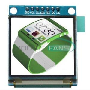 Spi 1 5 Inch Oled Display 65536 Color Lcd Module Ssd1331 128 128 For Arduino