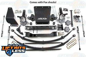 Bds Suspension 179h 6 5 Lift Kit 1999 2006 Chevy Silverado Gmc Sierra 1500 4wd