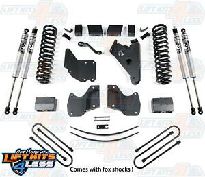 Bds Suspension 518h 6 Lift Kit For 1982 1997 Ford Bronco Ii ranger 4wd Gas
