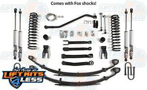 Bds Suspension 434h 45 Short Arm Lift Kit For 1984 2001 Jeep Cherokee Xj