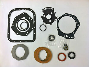 Powerflite Transmission Overhaul Kit 1953 1955 Plymouth Dodge Desoto Chrysler