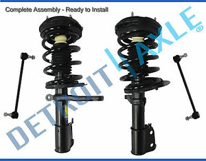 Dodge Chrysler Intrepid 300m Concorde Lhs Front Strut Sway Bar End Link Set