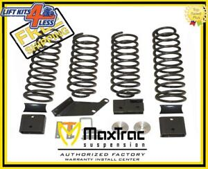 Rubicon Express 889730 3 Coil Lift Kit No Shocks For 2007 2016 Jeep Jk Wrangler