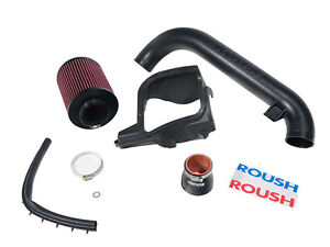 Roush Cold Air Intake Fits 2016 2018 Ford Focus Rs 2013 2018 St Model 422065