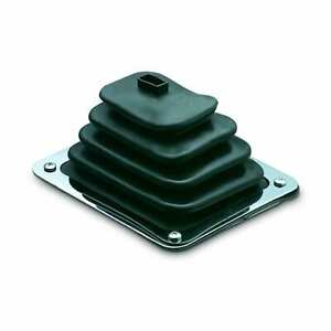 Hurst 1148429 Manual Trans Shifter Boot For Indy Shifters Measures 5 1474 X 6 14