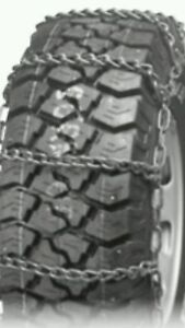New Usa Wide Base Truck Tire Snow Chains 38x15 50 20 38x15 50r20 38x15 50r18