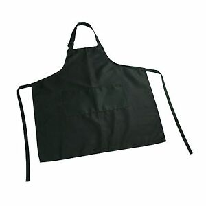 Bib Apron With Adjustable Neck D ring