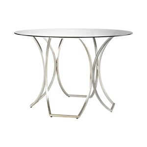 Dimond Home Clooney Entry Table Champagne Gold