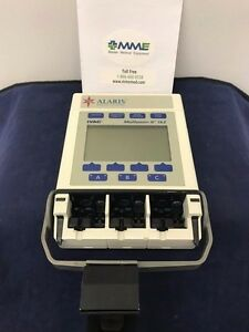 Alaris Ivac Carefusion Medsystem Iii 2865b Series 3 Channel Pump Warranty