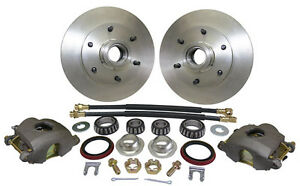 1960 70 Chevy C10 Front Truck Disc Brake Wheel Component Kit 6 Lug