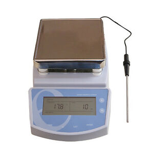 Facotory Heating Plate Magnetic Stirrer Mixer Heater Chemical Laboratory 300