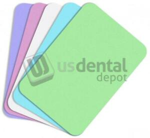 Defend Tray Paper Covers 8 5 X 12 25 In Blue Bx 1000 Mfg 1000934 122513