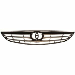 New 2005 2006 Toyota Camry Le Xle Front Grille Black Shell To1200267 5310106050