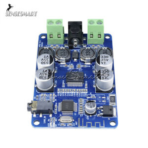 Tda7492p Wireless Bluetooth V2 1 Audio Receiver Digital Amplifier Board 2x25w