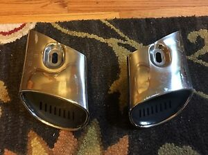 Porsche 911 Carrera Gt2 Stock Exhaust Muffler Tips