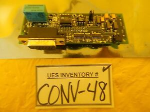 Inficon 911 1062 g Relay Load Control Board Pcb 911 1060 Used Working
