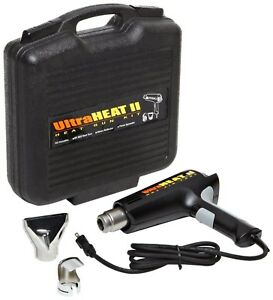 Ultraheat By Steinel 34104 Heat Gun Kit Sv803 3 Temp W Nozzles Made In Europe