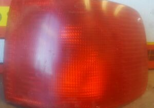 88 89 90 91 92 Audi 90 80 Right Passenger R Rh Outer Tail Light Lamp Taillight