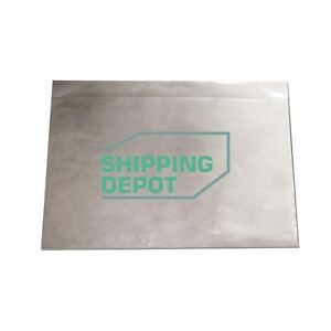 1 2000 7x10 Clear Packing List Envelopes Self Adhesive 2 5mil 7 x10 Secure Seal
