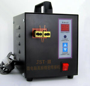 Updated Hand held Spot Welder Welding Machine Laptop Mobilephone Battery 220v