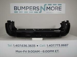 Oem 2006 2009 Toyota 4runner Limited Sport Sr5 W O Tow Hitch Rear Bumper Cover