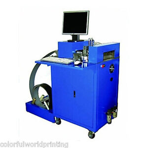 Single Side Cnc Notcher Notching Machine For Metal Channel Sign by Sea