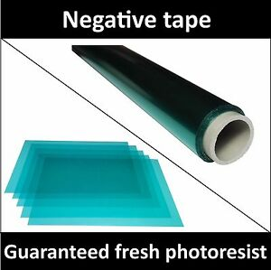 Photosensitive Dry Film For Pcb Fr4 Circuit Production Photo Resist Sheets Roll