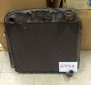 1953 1954 Dodge Radiator For 8 Cylinder Cars Good Used 1494163