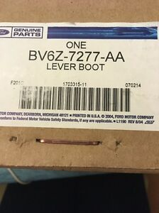 Ford Oem Auto Trans Shift Linkage Boot Bv6z7277aa